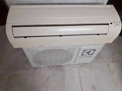 Aircond electrolux 1.5hp