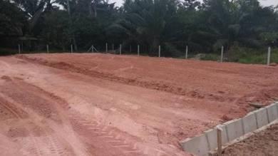 Tanah tapak rumah lot banglo untuk dilepaskan segera