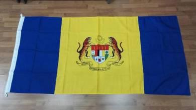 3' x 6' Bendera Putrajaya / Bendera Labuan Woollen