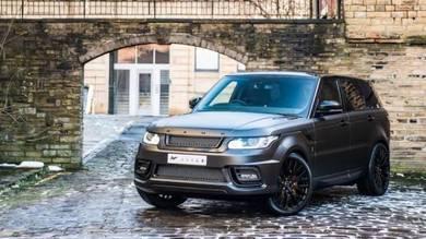 Range Rover Sport L494 Kahn Design Front Grille