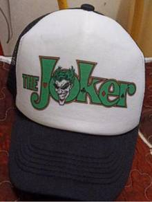 The Joker Batman Trucker Cap Topi