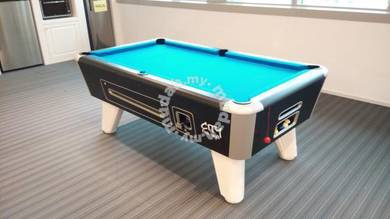 7ft and 8ft City American Pool Table