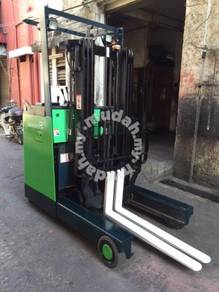 Toyota Battery Lift Truck Forklift Japan 1.5 Ton