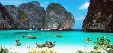 4D3N Krabi Phi Phi Phuket (Ground Tour)