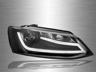 VW Jetta Projector Light Bar Head Lamp 11~16