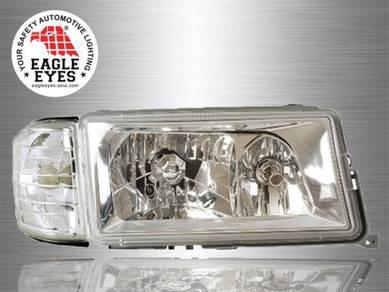 Mercedes Benz W201 Crystal Head Lamp 82-93