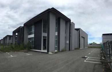 Semi d kkip phase 4 factory | warehouse with office kota kinabalu