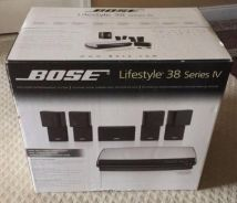 Bose Lifestyle 38 Series IV 5.1 Channel