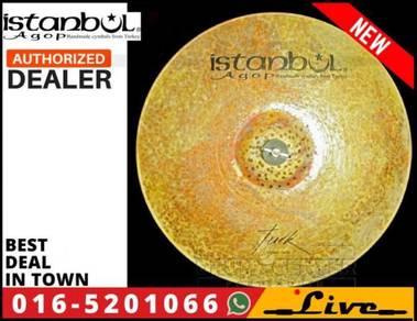 Istanbul Agop 20'' Turk Ride Cymbal (Drum)