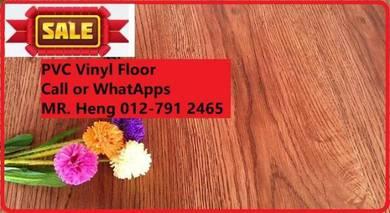 PVC Vinyl Floor In Excellent Install w45uwh4