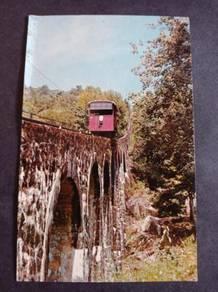 Postcard PENANG Hill Railway PC 2695