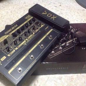 Guitar Multieffect Vox Tonelab EX