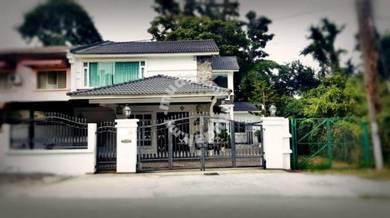 Double Storey Semi Detached , Jalan Permai