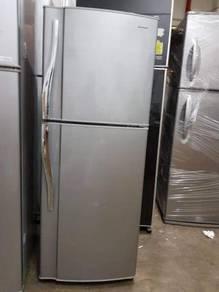 Sharp Small Freezer Fridge Refrigerator Peti Sejuk