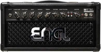ENGL E309 MetalMaster Tube Head Guitar Amp - 20W