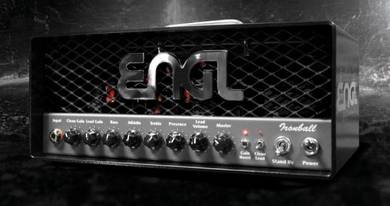 ENGL E606 Ironball Tube Head Guitar Amp - 20W