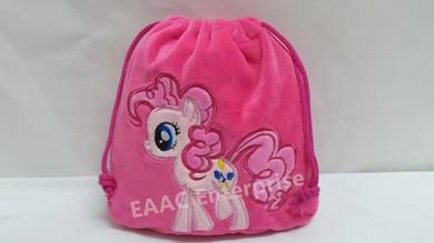 Pony Poney Pink Multi purpose Cosmetic Makeup Bag