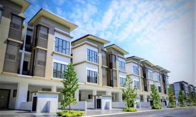 23% Rebate | Freehold | 3-Storey Townhouse (Free Cashback)