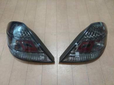 Mercedes Benz SLK R171 led tail lamp light smoke