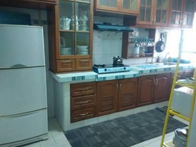 PT1777, TAMAN ARIFF, KOK LANAS, Fully furnished