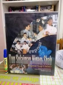 Tun Sulaiman Ninam Shah Hard Cover Book - 2002