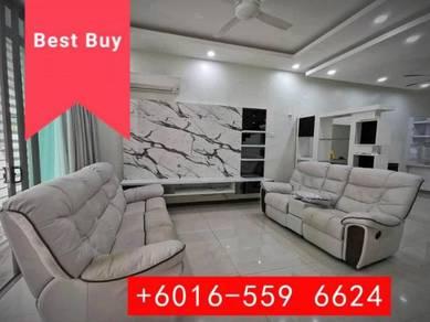 Raffel 199 residence , Fully Renovated , 3600 sqf Bukit Gambir penang