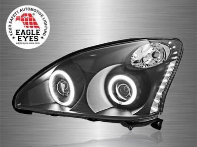 RX-350/400 Projector Cool Look Head Lamp 04-10