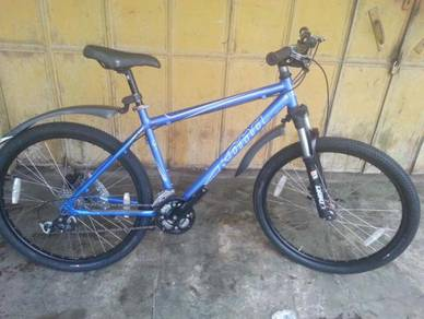 Imported Mountain Bicycle from Japan- Kona