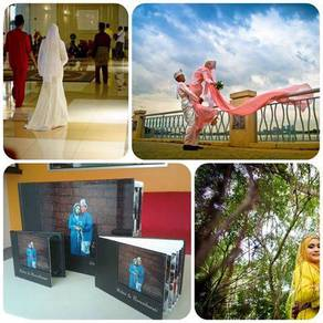 Jurugambar dan Video Photographer Wedding