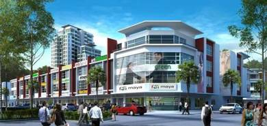 [Next to Aeon] 22x75 Freehold Shop lot for sale, 0% DP, 100% Loan