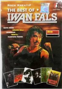 CD Iwan Fals The Best of 2CD Rock Kreatif