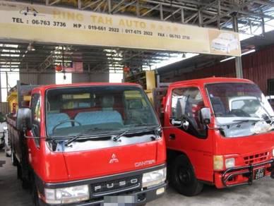 Mitsubishi Fuso FB511B 2.8 kargo  2008 Hicom Hino