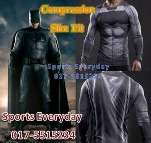 Batman DC Justice League Shirts Baju Super Hero 2