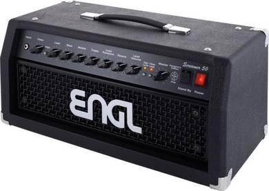 ENGL E335 Screamer 50 Head Guitar Amp - 50W