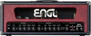 ENGL E765 Retro 100 Tube Head Guitar Amp - 100W