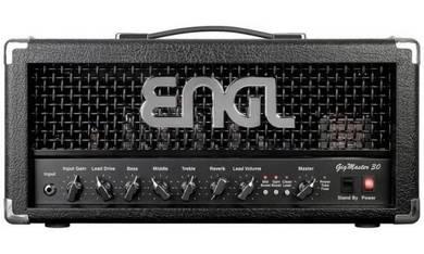 ENGL E305 GigMaster 30 Tube Head Guitar Amp - 30W