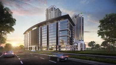 Cyberjaya Kenwingston square garden office space,facing main road