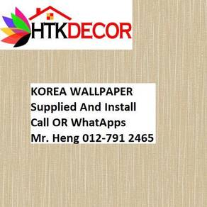 3D Korea Wall Paper with Installation 35FV
