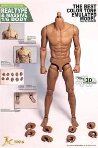 1/6 Muscle Body High Quality Version JXTOYS-S03