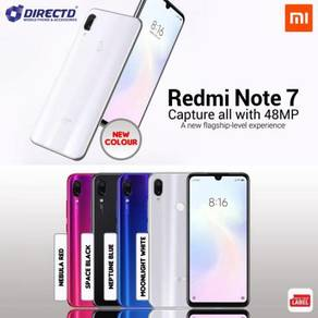 XIAOMI REDMI Note 7 (4GB/128GB)MYSet-PROMOSI PANAS