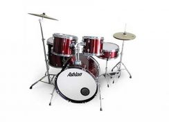 Ashton TDB522 5-Piece Drum set w/Cymbal