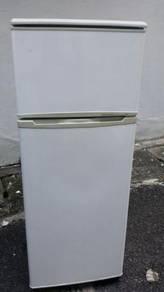 Small Elba Fridge Freezer Refrigerator Peti Sejuk