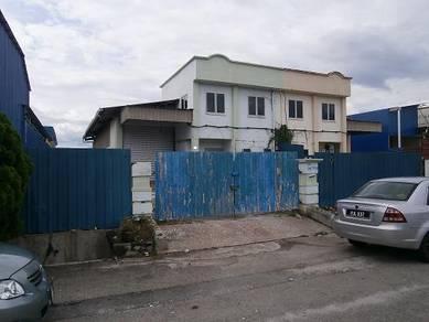 1.5 Storey SEMID Factory at Gopeng