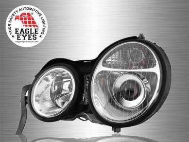Mercedes Benz W210 Projector Head Lamp 99-02