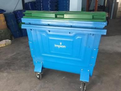 Pengilang hot dipped galvanized steel bin