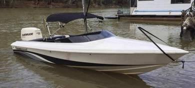 Haines Hunter SKI-BOAT 1800SO 175 hp