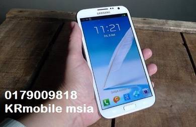 Samsung -note 2-putih colour