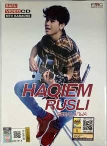 HAQIEM RUSLI Segalanya MTV Karaoke VCD