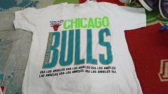 Chicago bulls vintage shirt by texas
