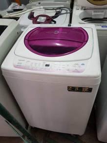 Toshiba 9kg Washing Machine Mesin Basuh Clean Drum